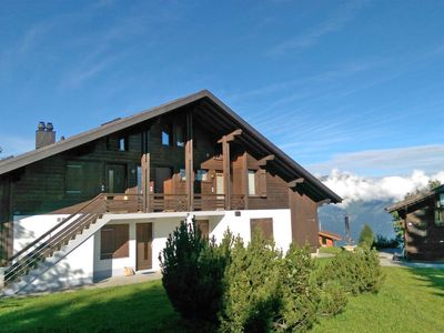 Photo for Apartment Hüttboden 2  in Axalp, Bernese Oberland - 5 persons, 2 bedrooms