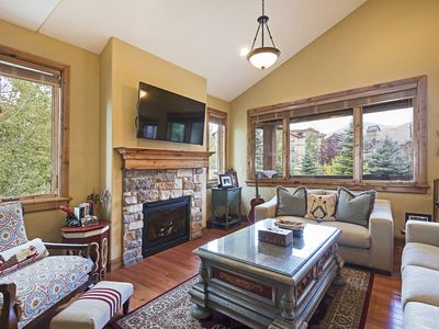 Photo for Bright and Airy 4BR Townhome w/Game  Room - Pet-Friendly, Near Deer Valley