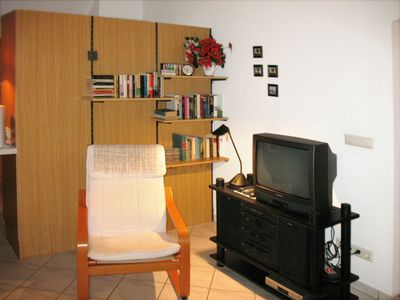 Photo for Cosy apartment for 4 people with WIFI, TV, balcony and parking