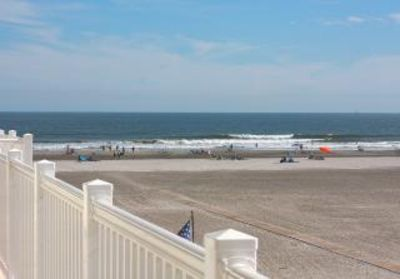 Photo for WILDWOOD CREST Ocean Front !!!  Top Floor, 2 bdrm., with POOL!!!
