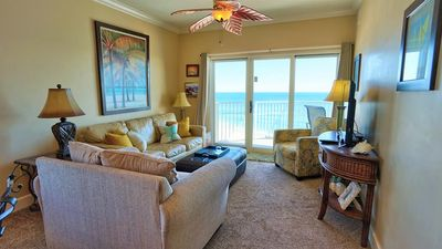 Photo for GREAT BEACH VIEWS, WALKING DISTANCE TO MANY RESTAURANTS, KIDS AMENITIES