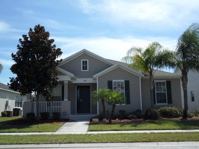Photo for 4 bedroom accommodation in Kissimmee