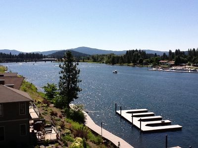 The best location in Coeur d'Alene, Idaho! Central to all kinds of activities