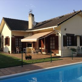 Beautiful Chalet 5 min Pamplona with Pool.