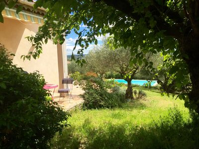 Photo for beautiful villa with pool 180 m2 8 people, splendid view