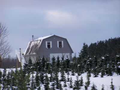 Photo for 'Sure To Please' *Snomobile Trail Access* close to town for year round fun