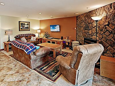 Photo for Downtown All-Suite Marvel w/ Heated Pool & Hot Tubs - Walk to Lifts!