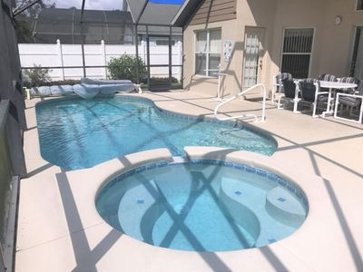 Photo for IC093OR - 4 bed pool home at Indian Creek