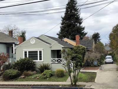 Photo for Charming Berkeley Craftsman Home 10 min from UC Berkeley