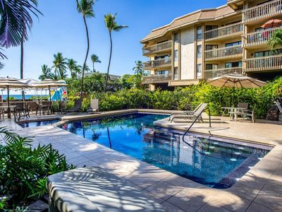 Photo for Beach Front Family Condo at Famous Lymans Cove