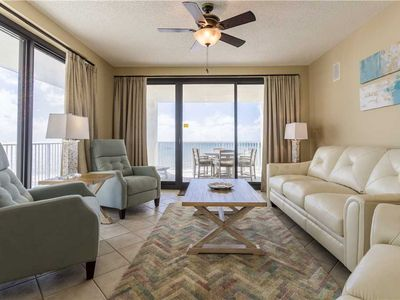 Photo for HOT DEALS! Gulf Front | Amazing View | Liquid Life