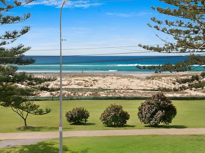 Photo for Kirra Vista Apartments Unit 18 - Right on the Beach in Kirra with free Wi-Fi