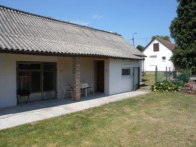 Photo for Holiday house on the ground floor only 100 meters from the beach