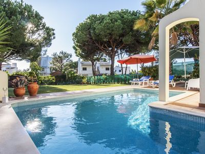 Photo for Villa Vilamoura IV is a property with private swimming pool