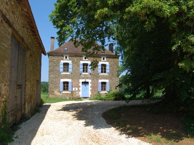 Photo for Maison des maîtres, large house with private swimming pool