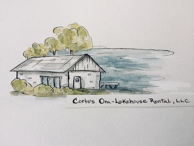 Photo for Corto's Ona-Lakehouse Rental, LLC is a Lakefront Vacation Rental Home