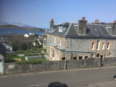 Photo for 2BR Apartment Vacation Rental in Oban, Scotland