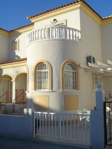 Photo for Princesa Maria 3 Bed Semi Villa with Communal Pool and Full Air Conditioning.