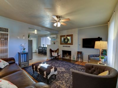 Photo for Desert Gardens Unit #2 Close to Arches National Park, Hot Tub, BBQ, Large Yard