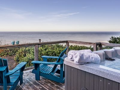 Photo for Fabulous Oceanfront Views Throughout the House Including King Master