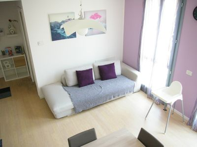 Photo for 2BR Apartment Vacation Rental in Vaprio d'Adda