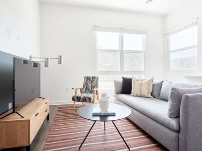 Photo for Sonder | The Millennium | Calming 2BR + Pool
