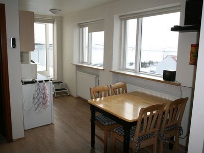 Nice Holiday Apartment, Centrally Located With Spectacular Sea And Mountain View