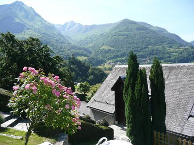Photo for Detached house-Dominant view of the valley (seasonal rental)