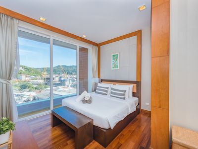 Photo for Family 2 Bedroom Sea View in the heart of Kata
