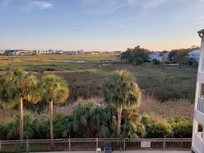 Photo for Snowbirds!  Come on down! 3 bedroom, 2 bath. Peaceful marsh view.