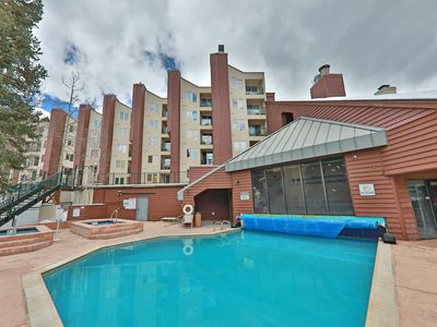 Photo for Location and Amenities! Ski out the top floor on skiway to Gondola.