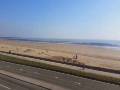 Photo for Seafront location 2 bed apartment