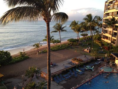 Photo for 2 Weeks Penthouse Lahaina 3 BR sleeps 8 Special Rate pay our fees only