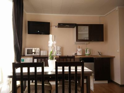 Photo for Cosy modern 2BDR APT + WIFI