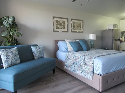 Photo for Newly Renovated Sapphire Beach Studio w/Balcony & Spectacular Ocean View
