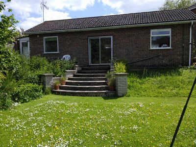 Photo for Bungalow Rental in Norwich