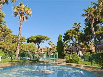 Photo for Apartment 6 pers. Seaside, facing Porquerolles - Exceptional location