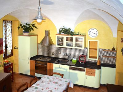 Photo for Vacation home Casa Serena (DOL138) in Dolcedo - 4 persons, 2 bedrooms
