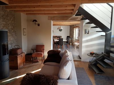 Photo for In Font ROMEU, ODEILLO, very nice renovated house