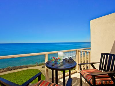 Photo for Top-Floor, Whitewater Ocean and Beach views.  This is as good as it gets!