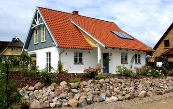 Wellness House for 8 persons, on the Baltic coast with fireplace and sauna