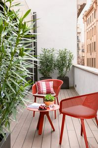 Photo for 1 Bedroom Penthouse With Terrace The Passage 302