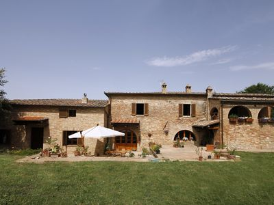 Photo for The elegance of an historic villa and the warm welcome of a family.