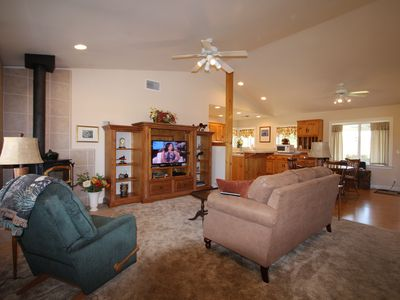 Photo for Comfortable Two Bedroom Home