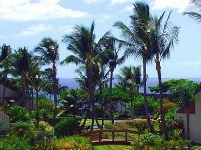 Photo for Spacious & Exceptional Value! Tropical Garden & Ocean View!