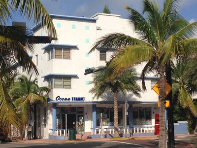 Photo for SoBe Studio 1 Block From The Beach Located In The Heart of South Beach, Florida