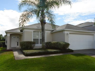 Photo for 4 Bedroom Disney Area Vacation Pool Home in a Resort with Private Pool and Games Room!