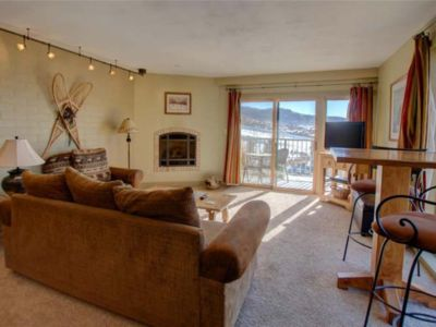 Photo for Fantastic Ski Time Square  Location with Fantastic Views