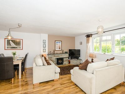 Photo for Vacation home Rosemary in Looe - 5 persons, 3 bedrooms