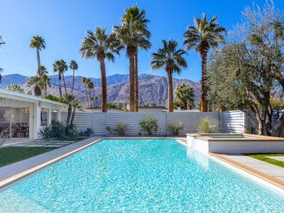 Photo for Palm Springs Trousdale - Fabulous New Listing! Close To Town!
